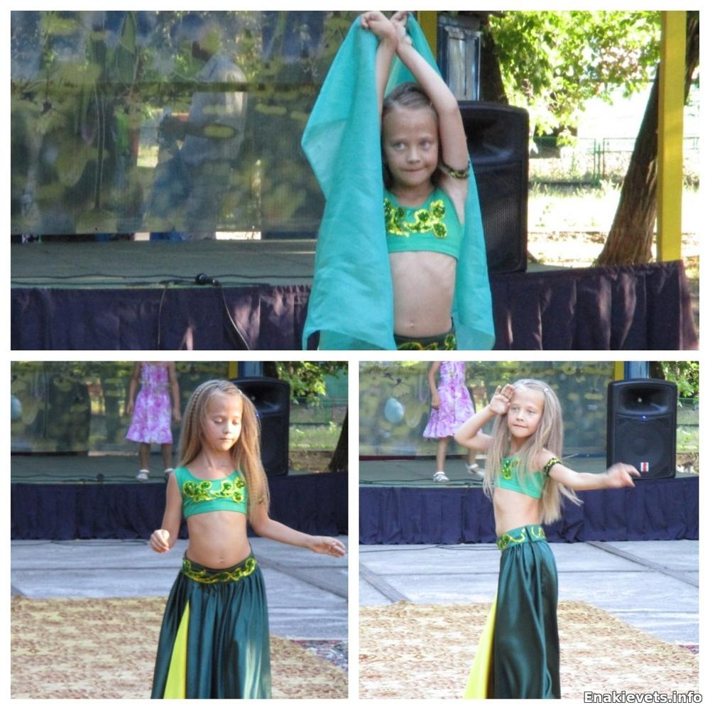 Танцевальное шоу «Восток – дело тонкое»
