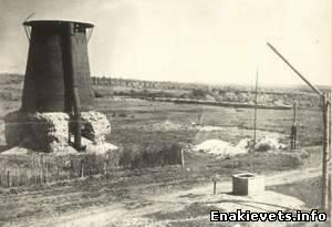История Енакиево: Старопетровская доменная печь