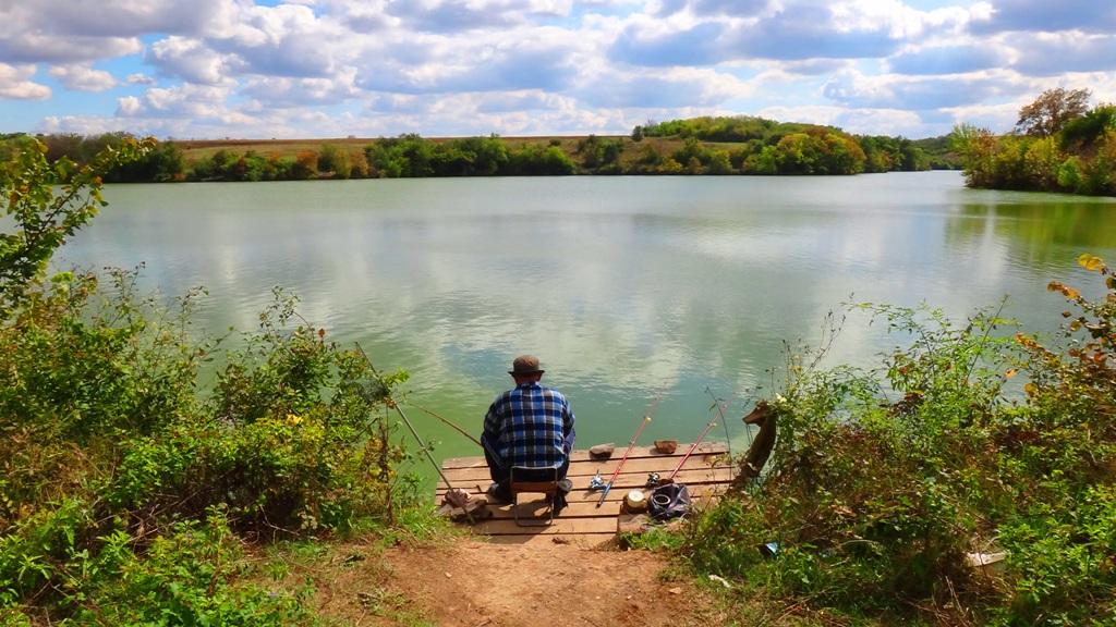 ставок для рыбалки донецкая область